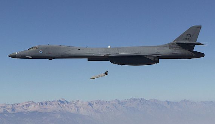 Lockheed Martin to build JASSM-ER stealthy cruise missiles for the Air force in $390.8 million deal