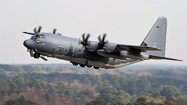 Lockheed Martin to install secretive radar on MC-130J aircraft to infiltrate enemy territory