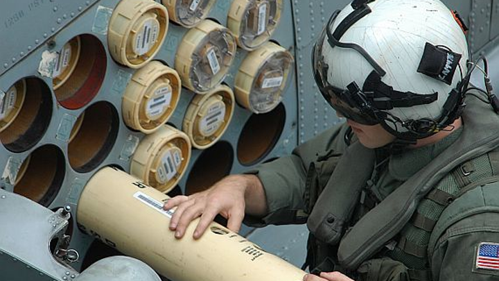 Navy makes big order of anti-submarine warfare (ASW) sonobuoys to help aircraft find enemy subs