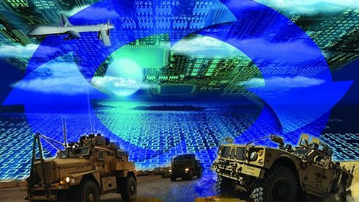 Air Force hires two companies to create simulated spectrum warfare battlefield