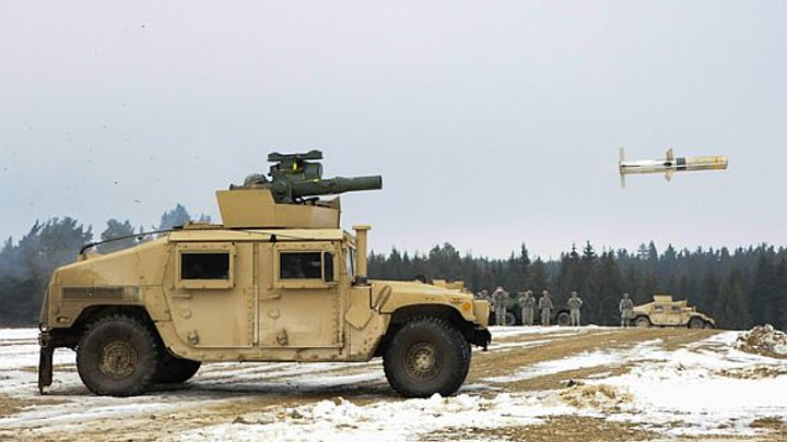 Army asks Raytheon to replenish supplies of anti-armor and bunker-busting TOW missiles