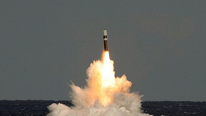 Lockheed Martin to manufacture new Trident II D5 submarine-launched nuclear missiles