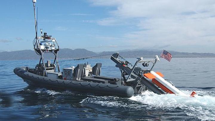 Northrop Grumman demonstrates synthetic aperture sonar for undersea imaging at 18-knot speeds