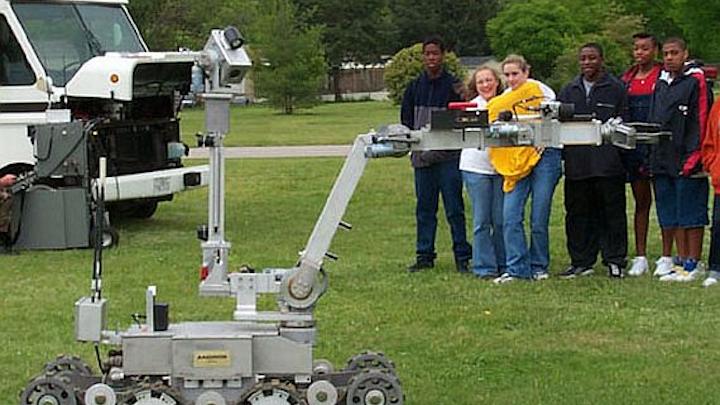 Northrop Grumman nets potential half-billion-dollar contract to build open-systems ground robots