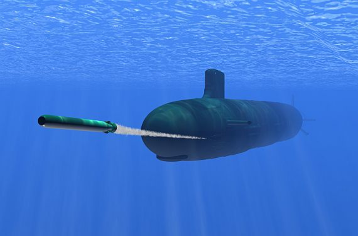 Navy asks Lockheed Martin to upgrade sonar subsystem in Mark 48 submarine-launched torpedo