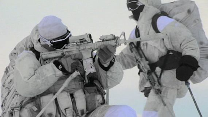 Military eyes cold-weather technologies to enhance military operations at 60 below zero
