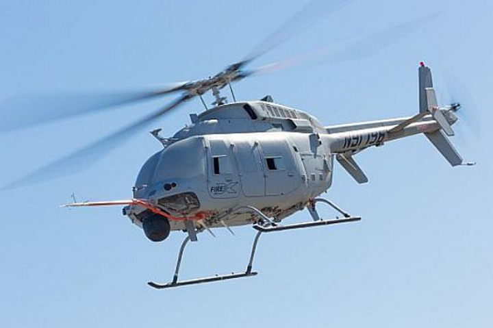 Navy asks BAE Systems to develop airborne mine-hunting lidar for manned and unmanned aircraft