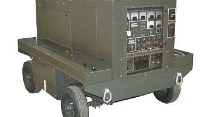 Air Force orders ground power units from Essex Electro for aircraft maintenance