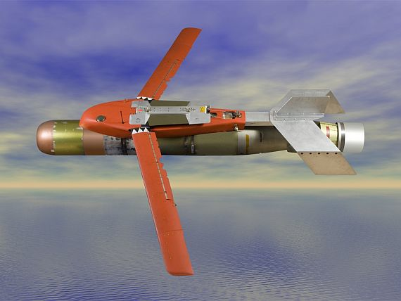 Add-on kits create flying torpedoes for P-8A Poseidon to attack enemy submarines from high altitudes