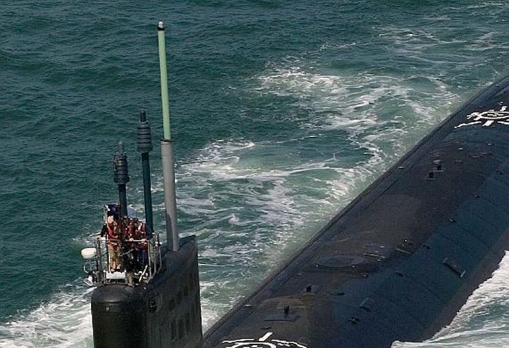 Navy asks Lockheed Martin subsidiary to upgrade multi-band communications submarine antenna