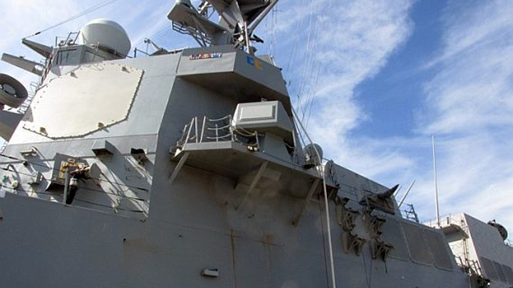 Lockheed Martin chooses antenna array panels from Cobham for SEWIP shipboard EW systems