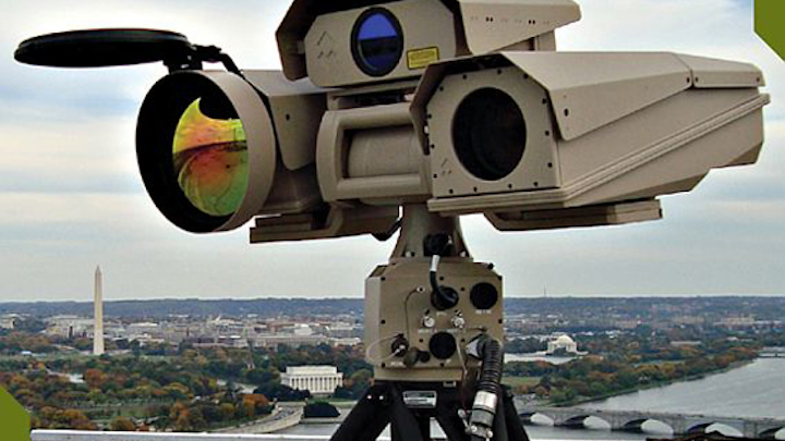 Navy awards $2.2 million contract to FLIR to provide IR cameras for military test ranges