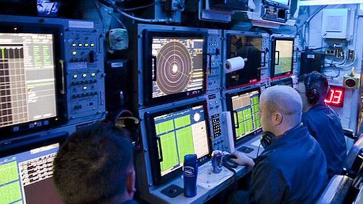 Lockheed Martin nets big contract to continue upgrading submarine sonar signal processing