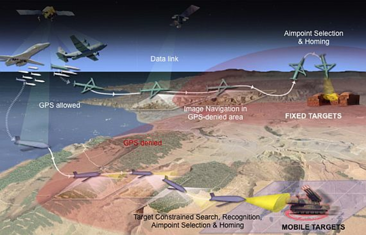 Lockheed Martin to develop small, lightweight weapon seeker to attack targets without use of GPS