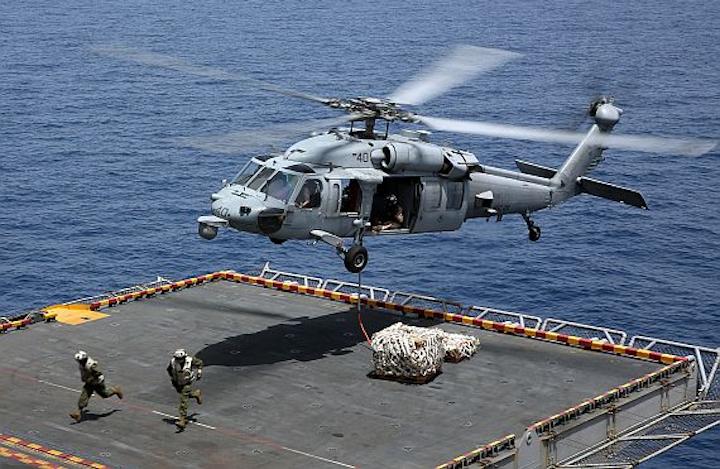 Lockheed Martin to provide avionics cockpits for Saudi Arabian MH-60R military helicopters