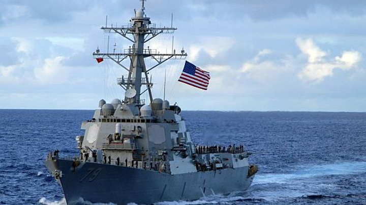 Navy orders 12 advanced AN/SPQ-9B shipboard radar systems from Northrop Grumman