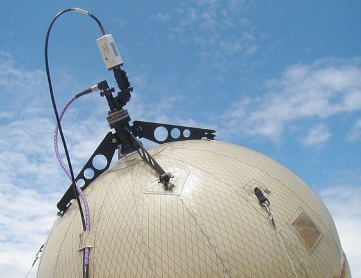 Army researchers seek to combine C- and Ku-band SATCOM channels on one 16-meter antenna