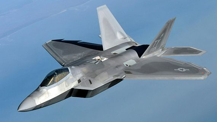 Lockheed Martin to upgrade communications avionics in Air Force fleet of F-22 jet fighters