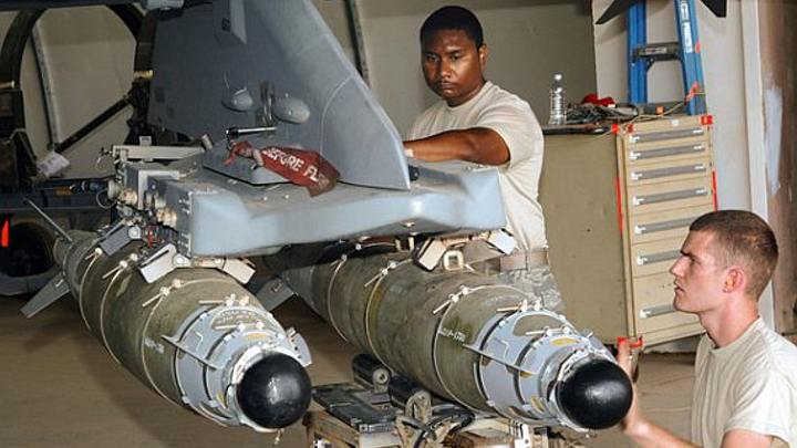 Boeing to build laser JDAM smart munitions guidance kits in $357.9 million Navy contract