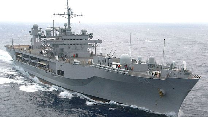 Navy chooses RCT Power Systems to design new bi-directional shipboard power conversion modules