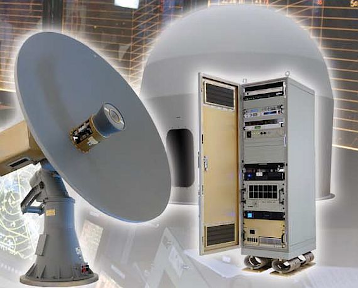 Navy makes $10.3 million order to Harris to provide SATCOM aboard big surface warships