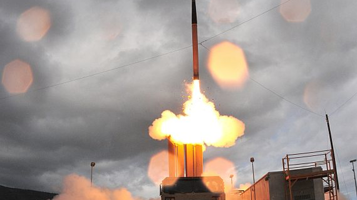 Lockheed Martin to build 20 THAAD missle defense rockets to counter incoming ballistic missiles