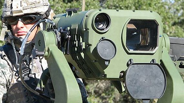 Raytheon and DRS help Army upgrade vehicle infrared sensors for targeting and surveillance