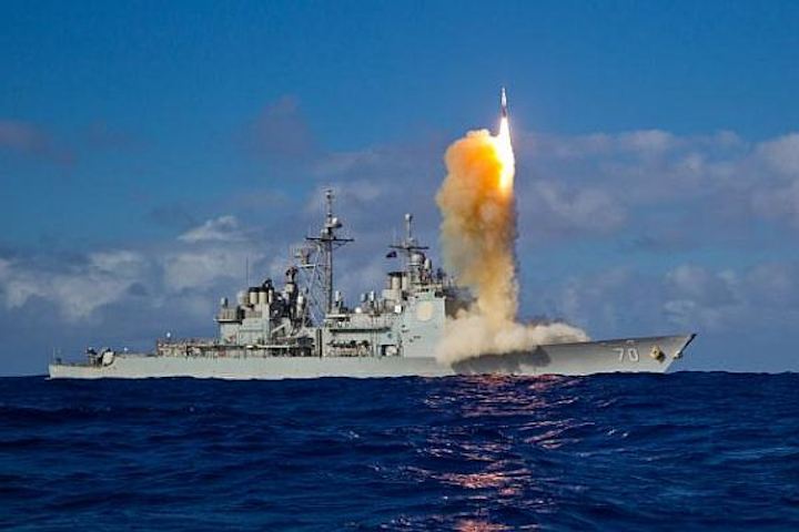Navy eyes planning software for ballistic missile defense (BMD) aboard surface warships