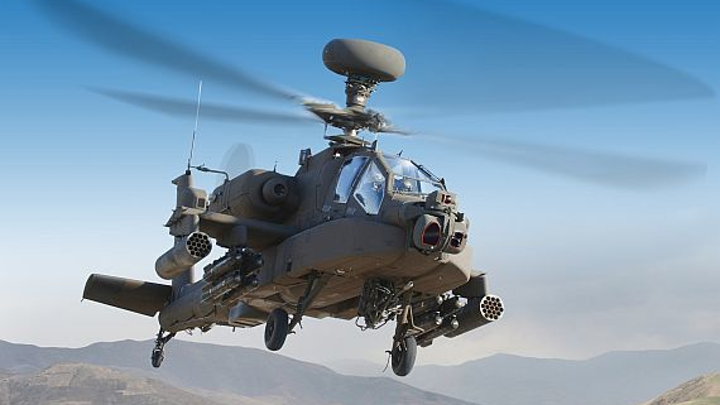 AH-64E order Monday brings Army two-week helicopter shopping spree to about $1.5 billion