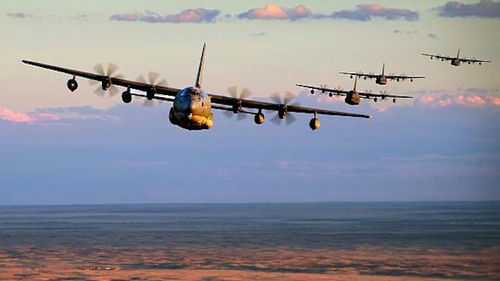 Air Force readies to buy 11 C-130J military transport aircraft for cargo, special ops, refueling