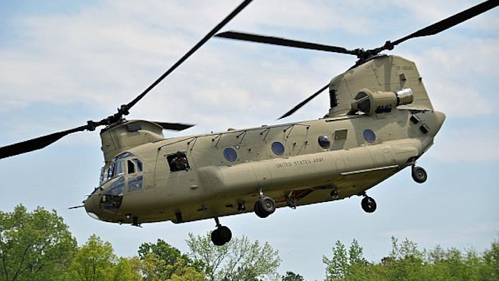 Army asks Boeing to build 39 new and rebuilt CH-47 helicopters in $896.9 million order