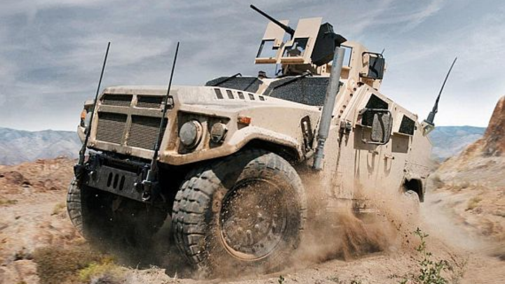 Army asks Oshkosh to build 748 new JLTV armored combat vehicles in $195.5 million order