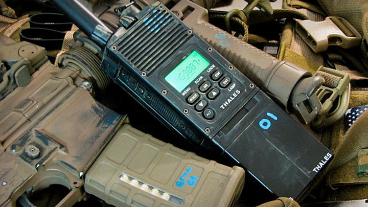 Thales Defense & Security to supply military radio support equipment for AN/PRC-148