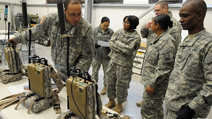 Navy orders backpack electronic warfare (EW) jammers to counter improvised explosive devices (IEDs)