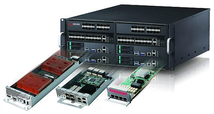 Network virtualization tool for mobile edge networking introduced by ADLINK