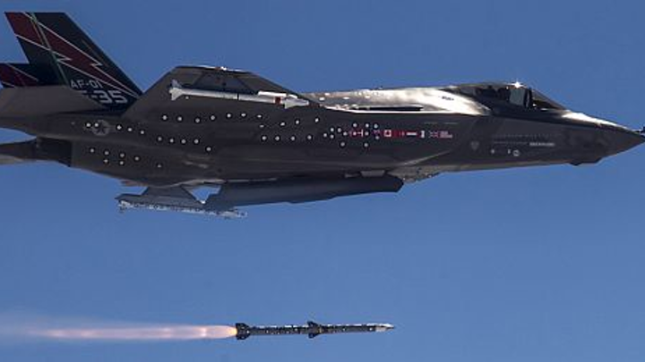 Can U.S. air-to-air missiles hit their targets through today's enemy electronic warfare (EW)?