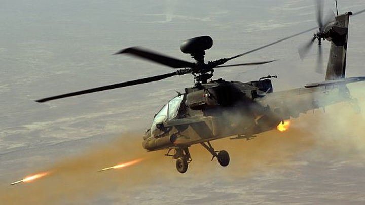 Army orders 117 rebuilt AH-64E Apache attack helicopters in $922.6 million deal