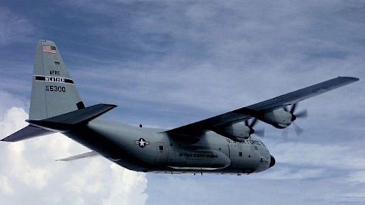Lockheed Martin continues project to equip Special Forces C-130J with terrain-following radar
