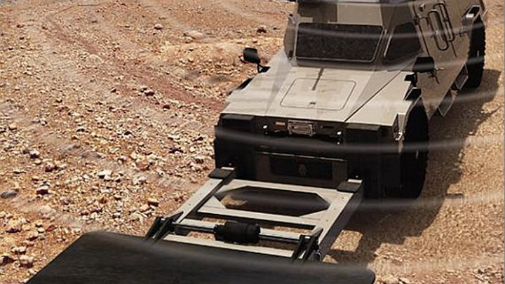 Army to evaluate Israeli-designed vehicle-mount sensors suite to detect and pinpoint IEDs