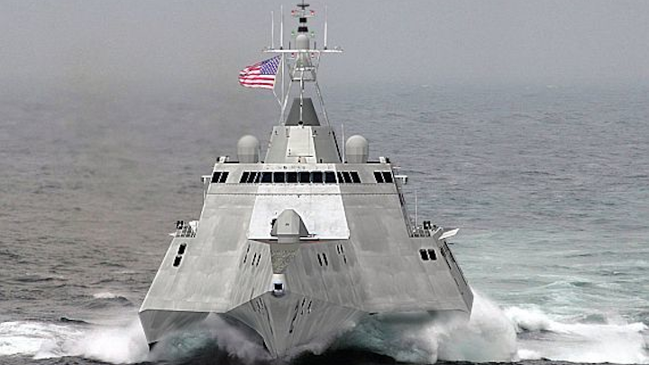 Navy orders two littoral combat ships (LCS) from Lockheed Martin and Austal for $1.13 billion