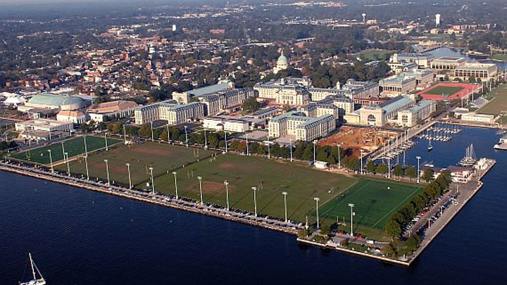 U.S. Naval Academy to get new five-story building dedicated to the study of cyber security