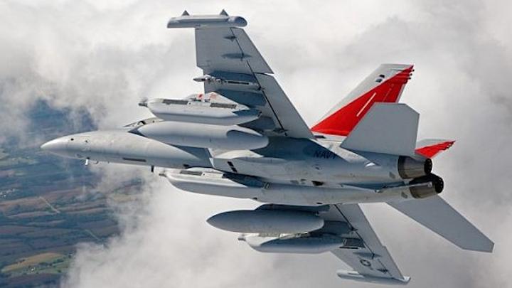Raytheon wins billion-dollar contract to build 15 NGJ airborne electronic warfare (EW) pods
