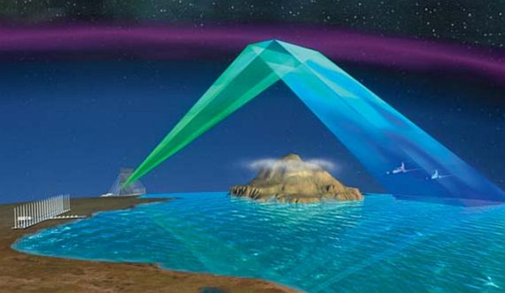 Navy asks Raytheon to operate and maintain ROTHR over-the-horizon surveillance radar