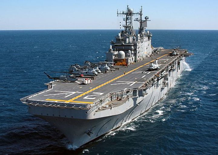 Navy researchers seek to tame the electromagnetic interference beast plaguing shipboard electronics