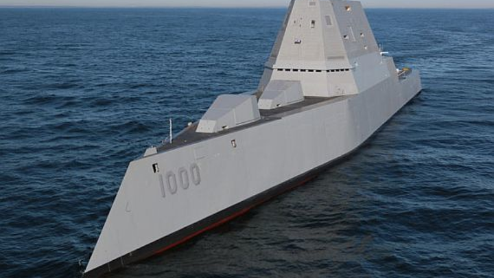 Lockheed Martin takes over for DRS in building new displays for surface warships