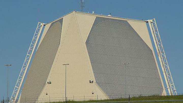 BAE Systems to upgrade, maintain, and operate long-range missile-defense radar system