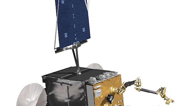DARPA kicks off RSGS program to build a space robot to maintain geosynchronous satellites
