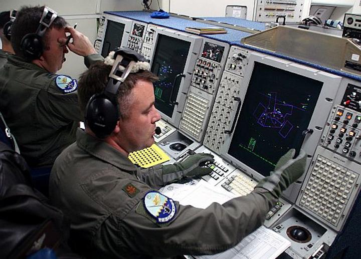 Lockheed to design aerial warfare decision aids