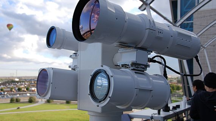 Air Force to brief industry 21 June on airborne electro-optical sensor program for surveillance