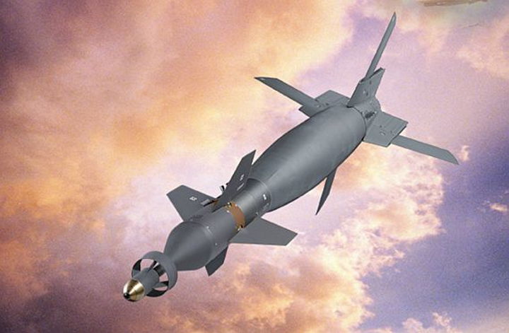 Lockheed Martin and Raytheon lock-up contracts for Paveway and AMRAAM smart munitions